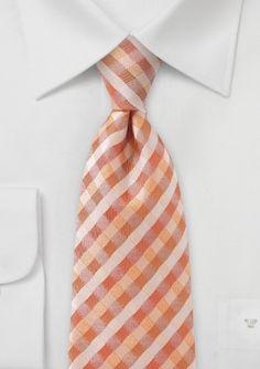 185b25d4b958 63 Best Orange Neckties & Bow Ties images in 2019 | Orange tie, Bow ...