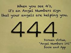 #DoreenVirtue #Angelnumbers