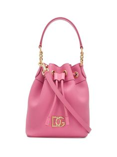 The Dolce&Gabbana Bucket Pink & Purple Dg Milano In Calf Leather Shoulder Bag is a top 10 member favorite on Tradesy. Fall Handbags, Cheap Handbags, Handbags On Sale, Luxury Handbags, Designer Purses And Handbags, Stylish Handbags, Pink Handbags, Wholesale Handbags, Handbags Online