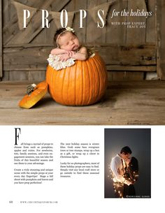 Prop Insanity & Chic Critique Magazine, fall & holiday photography prop ideas  GRAB YOUR CHIC MAG #7 COPY NOW!