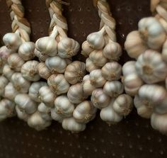 garlic necklace - Google Search