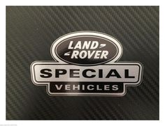 105X60MM X3 LAND ROVER DEFENDER DISCOVERY SPECIAL VEHICLES STICKER 90 110 130