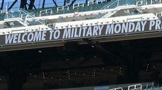 Military Monday at Citi Field
