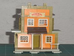 exin west general store
