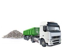 Sand Stone and Gravel Tipload delivery