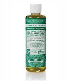 Dr.Bronners Organic Castile Liquid Soap Almond 8 oz. $6.39