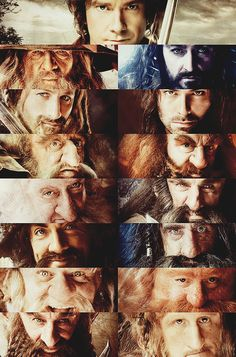 The Hobbit i love this movie <3