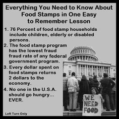 Everything you need to know about food stamps