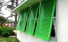 Exclusive windows and doors services is your Miami accordion hurricane shutters contractor. Call for free estimate get more information about the colonial shutters Call us Now! Types Of Shutters, Red Shutters, Interior Window Shutters, Bermuda Shutters, Bahama Shutters, Accordion Hurricane Shutters, Vinyl Window Trim, California Shutters, Outdoor Shutters