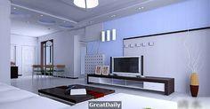 超酷的100個家居客廳裝修創意!!