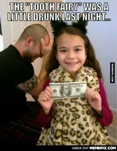Tooth fairy things...