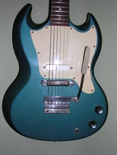 My Gibson 1966 Melody Maker.