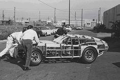 The History of the First Daytona Cobra — 95 Customs