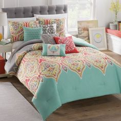 Richloom Home Fashions Casbah Comforter Set