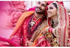 Deepika Padukone and Ranveer Singh wedding photos: These priceless moments will leave you speechless - Times of India ► Sonam Kapoor, Deepika Padukone Lehenga, Deepika Ranveer, Ranveer Singh, Aishwarya Rai, Wedding Images, Wedding Pics, Wedding Couples, Trendy Wedding