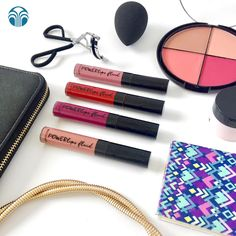 Add a pop of color to any makeup look with Nu Skin, Love My Makeup, Makeup Looks, Beauty Skin, Hair Beauty, Galvanic Spa, Makeup Obsession, Lipstick Colors, Skin Makeup