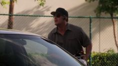 """Burn Notice 5x08 """"Hard Out"""" - Sam Axe (Bruce Campbell)"""