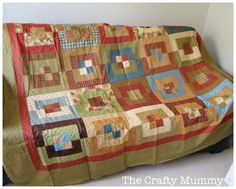 jelly roll quilt - Google Search