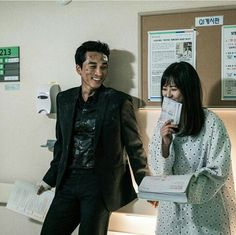 [Black] Korean Drama Song Seung Heon, Korean Tv Shows, Korean Actors, Korean Dramas, Black Song, Korean Drama 2017, Go Ara, Black Korean, Japanese Drama