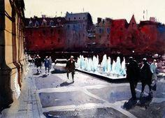 Place de la gare lille by Tim Wilmot