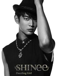 "SHINee reveals Minho's teaser photo for ""Dazzling Girl"""