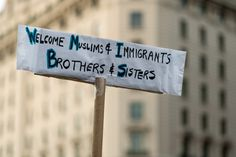 """""""Not a terrorist"""" cannot be our standard for potential immigrants. We need to talk about the mores, customs, and beliefs that characterize migrant groups."""
