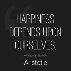 #Happiness #quotes  -Aristotle