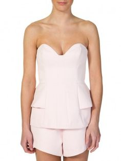 818e1156256e Finders Keepers Pink Take A Shot Playsuit Finders Keepers, Playsuits, Peplum  Dress, Body