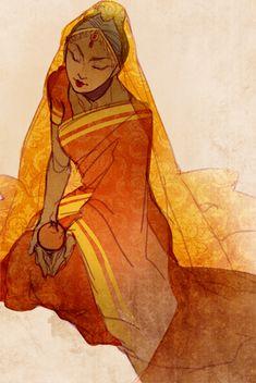 Culturebent Snow White - teaat2am @ Tumblr