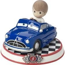 Disney Precious Moments Cars - Doc Hudson Hornet