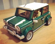 LEGO Mini Cooper Timelapse
