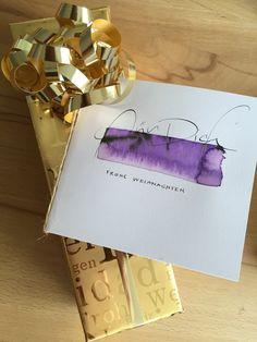 KARTENTRAUM: Geschenkeanhänger für Weihnachten