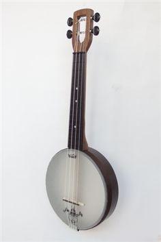 Soprano scale Firefly banjo ukulele, plays and tunes like a uke but sounds like a banjo, made in USA by Magic Fluke Banjo Ukulele, Guitar, Folk Music, Mandolin, Sounds Like, Musical Instruments, Plays, Scale, Magic
