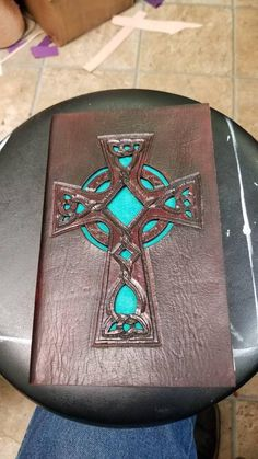 Check out this item in my Etsy shop https://www.etsy.com/listing/570356984/leather-bound-journal