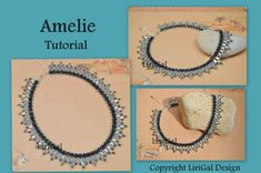Create your own, super-elegant necklace ! You will need:Czech SuperDuo two-hole beads,Tila beads,Swarovski bicons, round seed beads 11/0, 15/0, lobster clasp  Skill Level: Beginners – Intermediate This tutorial needs to have some experience with seed beadweaving, know how to tie the knots and weave in your thread ends, how to attach a jewelry clasp with jump rings  This step by step English PDF tutorial will teach you how to make your own necklace with the new Czech SuperDuo two-hole beads…