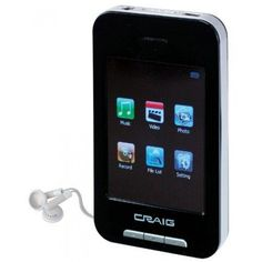 """CRAIG CMP646G BLK MP3 PLUS VIDEO PLAYER 2.8  Overseas Connectios Inc has selling craig cmp646g blk mp3 plus video player 2.8"""" touchscreen product with good quality at best price. Overseas Connectios Inc craig cmp646g blk mp3 plus video player 2.8"""" touchscreen has one of the most popular and high rank product under mp3 players & accessories category. Many customers purchased Overseas Connectios Inc craig cmp646g blk mp3 + video player 2.8"""" touchscreen product and we received positive feedback"""