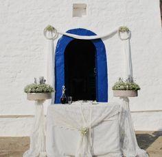 στολισμος γαμου στην Υδρα Weddings, Mirror, Furniture, Home Decor, Decoration Home, Room Decor, Wedding, Mirrors, Home Furnishings