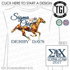 Sigma Chi   ΣΧ   Derby Days   Fraternity Derby Days   Date Party   Greek Mixer   Brotherhood   TGI Greek   Greek Apparel   Custom Apparel   Fraternity Tee Shirts   Fraternity T-shirts   Custom T-Shirts