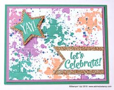 #OnStage2016, Confetti Celebrations, In Colors 2016-2018