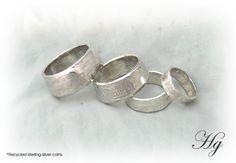 Hairy Growler - juwelen van oude munten en oud zilver bestek