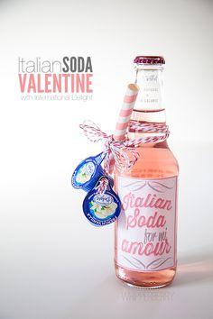 Italian Soda for your Valentine