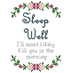 Thrilling Designing Your Own Cross Stitch Embroidery Patterns Ideas. Exhilarating Designing Your Own Cross Stitch Embroidery Patterns Ideas. Cross Stitching, Cross Stitch Embroidery, Embroidery Patterns, Hand Embroidery, Funny Embroidery, Cross Stitch Designs, Cross Stitch Patterns, Cross Stitch Quotes, Cross Stitch Love