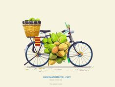 ideas design food poster illustration behance for 2019 Hawaiian Flower Tattoos, Indian Illustration, Drawing Artist, Flower Backgrounds, Food Illustrations, Indian Art, Easy Drawings, Street Art, Wall Street