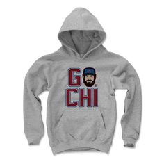 Jake Arrieta Go R Chicago C MLBPA Officially Licensed Youth Hoodie S-XL
