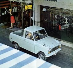 Mazda B360 '1961–67