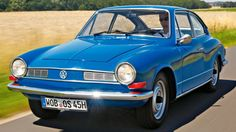 This Brazil-Only Ghia May Be The Loveliest Air-Cooled VW Of All