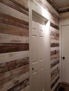 Farmhouse Shiplap Wall Planks