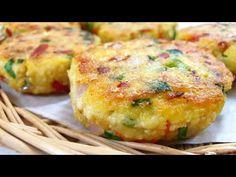 Beignets, Tofu Recipes, Healthy Recipes, Brunch Recipes, Baked Potato, Quiche, Mashed Potatoes, Super Easy, Veggies