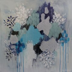 """""""Winter Walk"""" by Clair Bremner. Paintings for Sale. Bluethumb - Online Art Gallery"""
