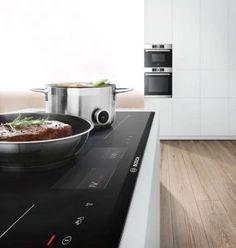 Bosch kookplaat met tft touchscherm